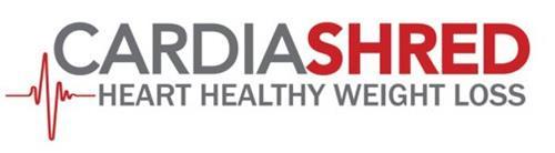 CARDIASHRED HEART HEALTHY WEIGHT LOSS