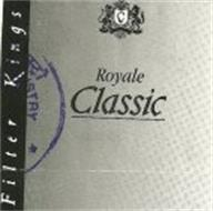 C ROYALE CLASSIC FILTER KINGS