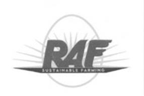 RAF SUSTAINABLE FARMING