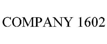 COMPANY 1602