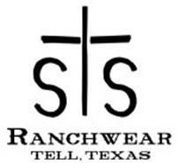 SS RANCHWEAR TELL, TEXAS