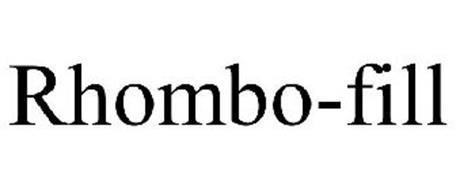 RHOMBO-FILL