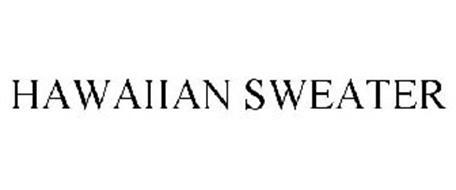 HAWAIIAN SWEATER