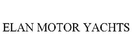 ELAN MOTOR YACHTS