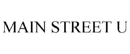 MAIN STREET U