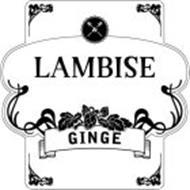 LAMBISE GINGE