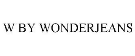 W BY WONDERJEANS
