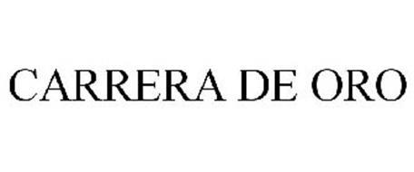 CARRERA DE ORO