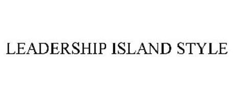 LEADERSHIP ISLAND STYLE