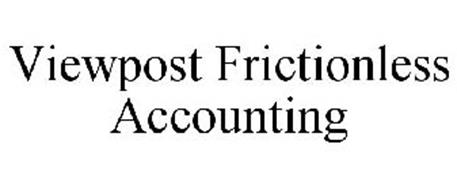 VIEWPOST FRICTIONLESS ACCOUNTING
