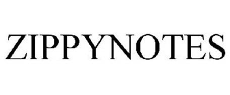 ZIPPYNOTES