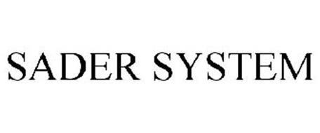 SADER SYSTEM