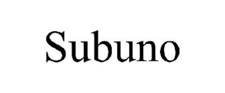 SUBUNO