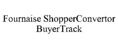 FOURNAISE SHOPPERCONVERTOR BUYERTRACK
