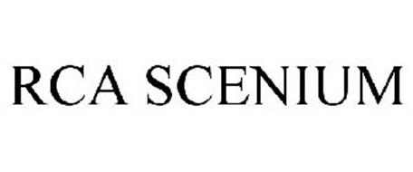 RCA SCENIUM