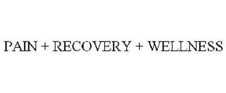 PAIN + RECOVERY + WELLNESS