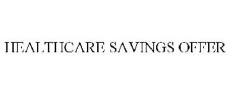 HEALTHCARE SAVINGS OFFER