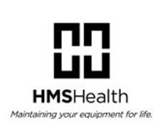 H HMSHEALTH MAINTAINING YOUR EQUIPMENT FOR LIFE.