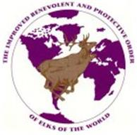 THE IMPROVED BENEVOLENT AND PROTECTIVE ORDER OF ELKS OF THE WORLD