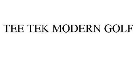 TEE TEK MODERN GOLF
