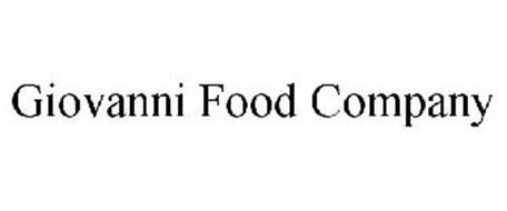 GIOVANNI FOOD COMPANY
