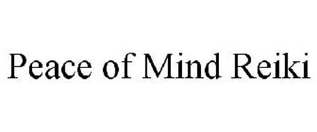 PEACE OF MIND REIKI