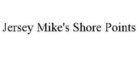 JERSEY MIKE'S SHORE POINTS