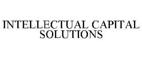 INTELLECTUAL CAPITAL SOLUTIONS