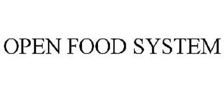OPEN FOOD SYSTEM