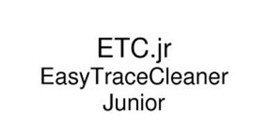 ETC.JR EASYTRACECLEANER JUNIOR