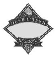 DEER CREEK RESERVE 3 YEAR