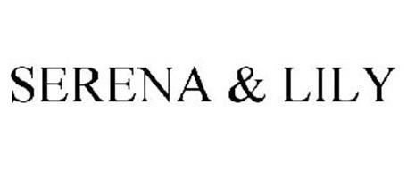 SERENA & LILY Trademark of SERENA & LILY, INC. Serial Number: 85675837 :: Trademarkia Trademarks