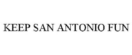 KEEP SAN ANTONIO FUN