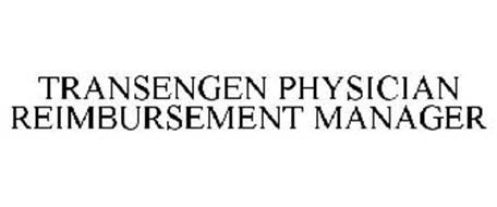 TRANSENGEN PHYSICIAN REIMBURSEMENT MANAGER