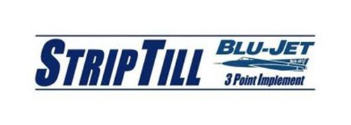 STRIPTILL BLU-JET BLU-JET 3 POINT IMPLEMENT