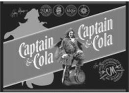 CAPTAIN & COLA CAPTAIN & COLA HENRY MORGAN CM CAPTAIN MORGAN MALT BEVERAGES 1680 CAPTAIN MORGAN N S E W CM CAPTAIN MORGAN MALT BEVERAGES HENRY MORGAN