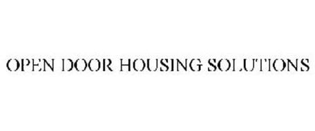 OPEN DOOR HOUSING SOLUTIONS