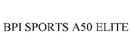 BPI SPORTS A50 ELITE