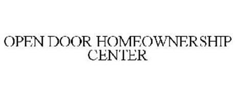 OPEN DOOR HOMEOWNERSHIP CENTER