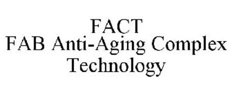 FACT FAB ANTI-AGING COMPLEX TECHNOLOGY