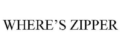 WHERE'S ZIPPER