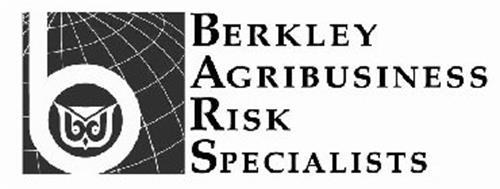 B BERKLEY AGRIBUSINESS RISK SPECIALISTS