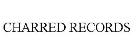 CHARRED RECORDS