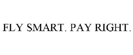 FLY SMART. PAY RIGHT.