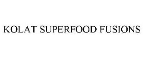 KOLAT SUPERFOOD FUSIONS