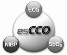 ESCCO ECG NIBP SPO2