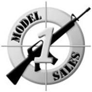 MODEL 1 SALES