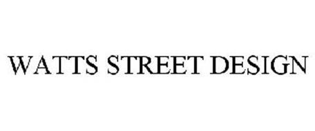 WATTS STREET DESIGN