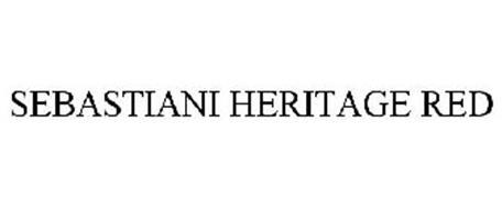 SEBASTIANI HERITAGE RED