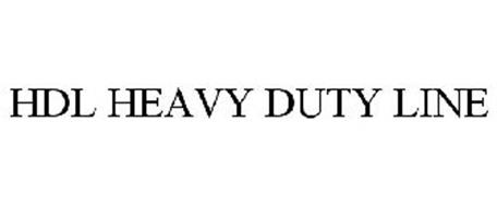 HDL HEAVY DUTY LINE